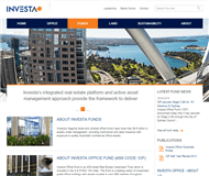 Investa Office Fund Website Link