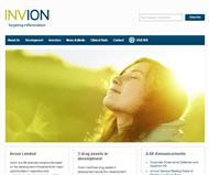Invion Limited Website Link