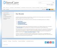 Invocare Limited Website Link