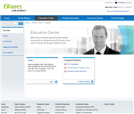 iShares MSCI Singapore Capped ETF Website Link