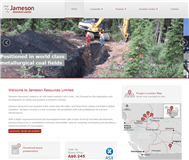 Jameson Resources Limited Website Link