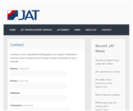 Jatenergy Limited Website Link
