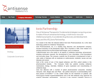 Antisense Therapeutics Limited Website Link