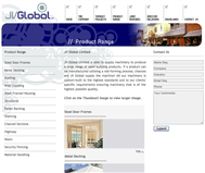 JV Global Limited Website Link
