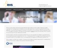 RHS Limited Website Link