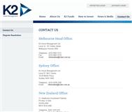 K2 Asset Management Holdings Ltd Website Link