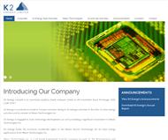 K2 Energy Limited Website Link