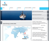 Kairiki Energy Limited Website Link