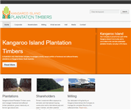 Kangaroo Island Plantation Timbers Ltd Website Link