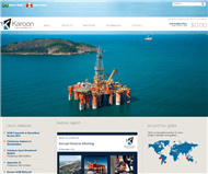 Karoon Gas Australia Limited Website Link