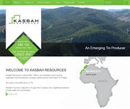 Kasbah Resources Limited Website Link