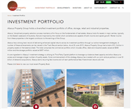 Abacus Property Group Website Link