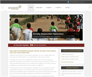 Kingsrose Mining Limited Website Link