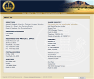 Korab Resources Limited Website Link