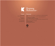 Kupang Resources Ltd Website Link