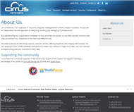 Cirrus Networks Holdings Limited Website Link