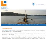 Lindian Resources Limited Website Link