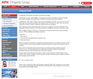 APN Property Group Limited Website Link