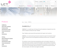 Living Cell Technologies Limited Website Link