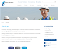 Logicamms Limited Website Link