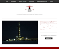 Lonestar Resources Limited Website Link