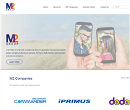 M2 Group Ltd Website Link
