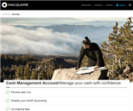 Macquarie Bank Limited Website Link