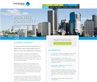 Macquarie Telecom Group Limited Website Link