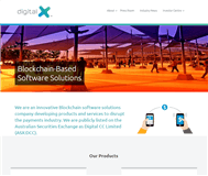 DigitalX Limited Website Link