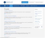Magellan Financial Group Limited Website Link