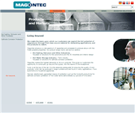 Magontec Limited Website Link