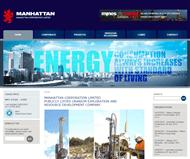 Manhattan Corporation Limited Website Link