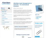 Aberdeen Leaders Limited Website Link