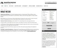 Mastermyne Group Limited Website Link