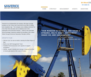 Maverick Drilling and Exploration Limited Website Link