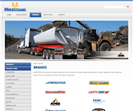 Maxitrans Industries Limited Website Link