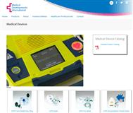 Medical Developments International Limited Website Link