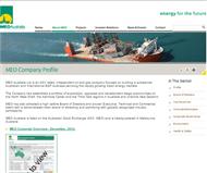 MEO Australia Limited Website Link