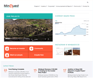 Minquest Limited Website Link