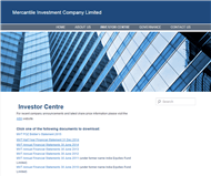 Mercantile Investment Company Ltd Website Link
