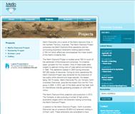 Merlin Diamonds Limited Website Link