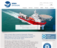 MMA Offshore Limited Website Link