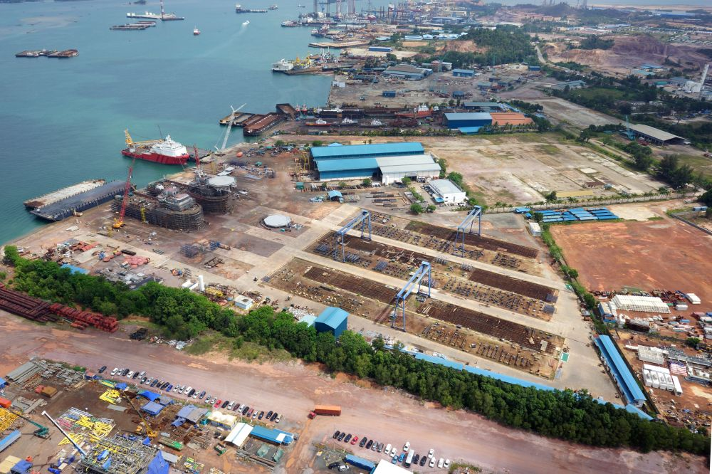 Batam Shipyard