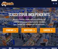 Metcash Limited Website Link