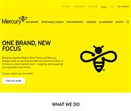 Mercury NZ Limited Website Link