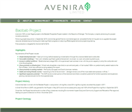 Avenira Limited Website Link