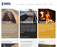 Mineral Deposits Limited Website Link
