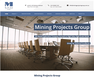 Mining Projects Group Limited Website Link