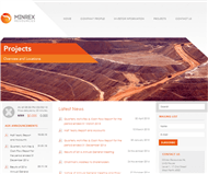 Minrex Resources Limited Website Link