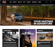 ARB Corporation Limited Website Link